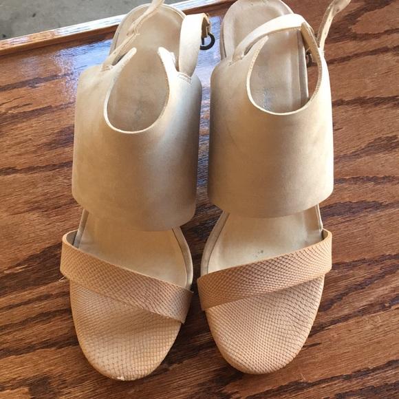 b13715490833 Dirty laundry shoes wedge sandals poshmark jpg 580x580 Dirty sandals